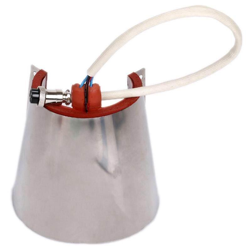 12Oz Small Cone Silicone High Temperature Resistance Sublimation Heat Press Machine Mug Heating Elements 110V/220V