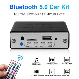 Mô-đun Bộ Giải Mã Thẻ Nhớ TF Đài FM Phát Nhạc MP3 Trên Xe Hơi Kết Nối Bluetooth 5.0 SZC thumbnail