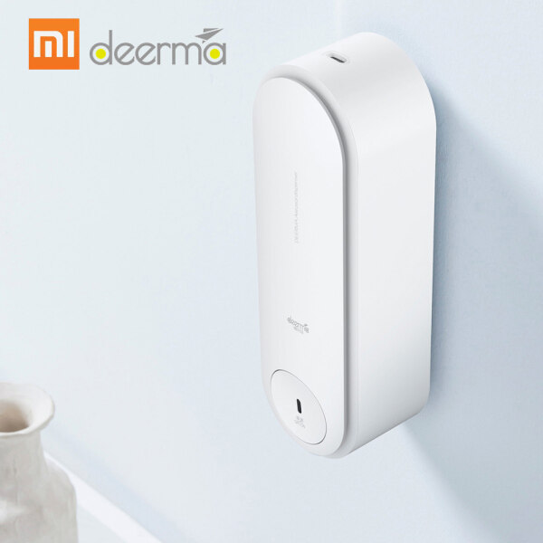 Xiaomi Deerma Automatic Aerosol Dispenser Air Freshener Wall Mounted For Home Hotel Bathroom Toilet Fragrance Perfume Sprayer Machine Singapore