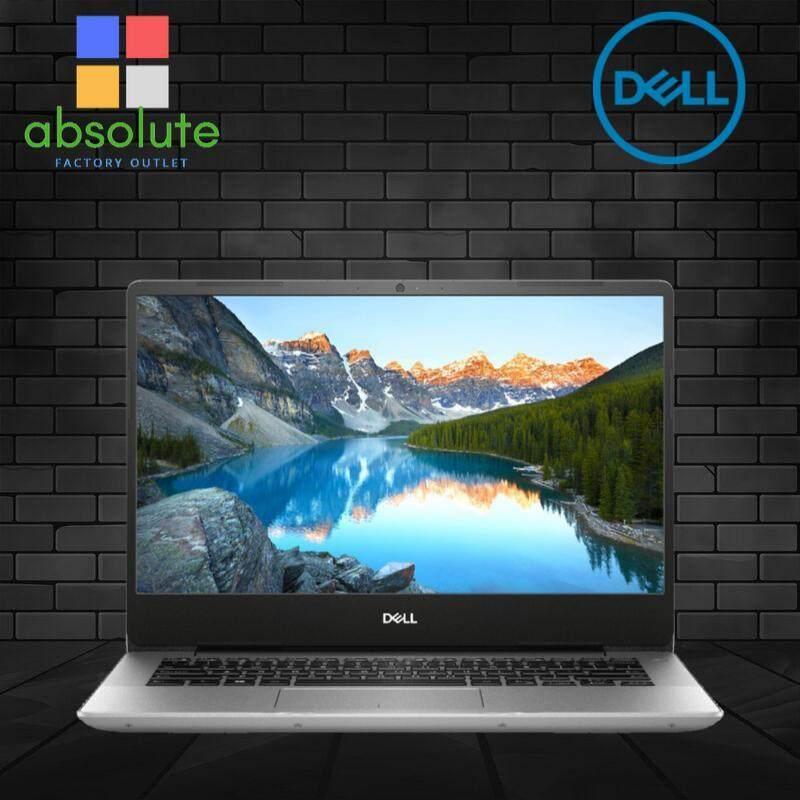 Dell Inspiron 14 5480 Laptop (i5-8265U, 4GB RAM, 128GB SSD + 1TB HDD, Nvidia 2GB, 14 FHD IPS, 1 Year DELL Warranty) Malaysia