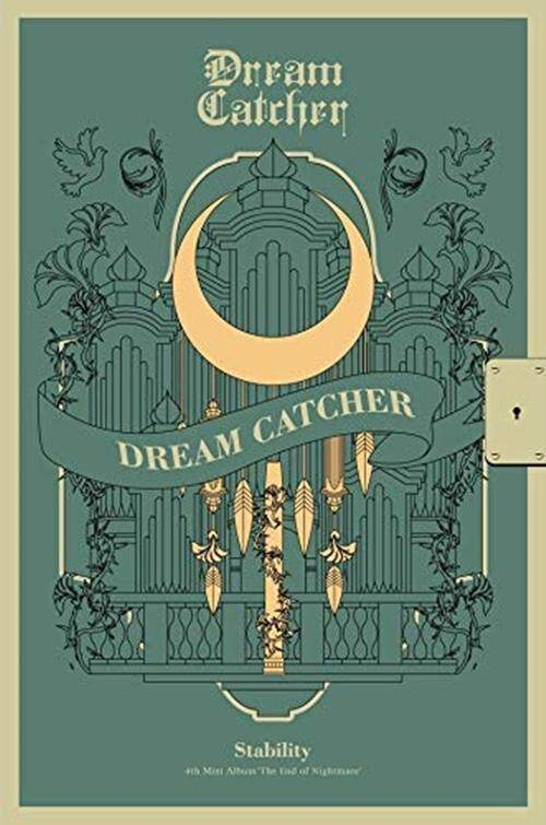 DREAMCATCHER - The End of Nightmare [Stability ver.] (4th Mini Album) CD+Photobook+3Photocard+1Transparent Photocard+4Double Side Extra Photocards