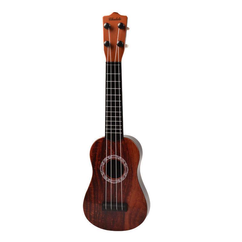 small Childrens Music guitar toy medium ukulele simulation instrument piano boys and girls play Malaysia