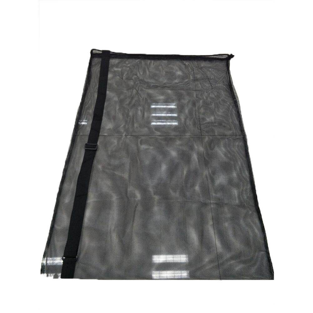Drawstring Large Capacity Sports Football Storage Training Equipment Mesh Bag By Elecyfor456.
