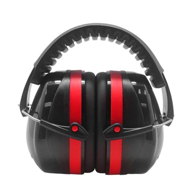 Folding Ear Defenders Protective Earmuffs Noise Cancelling Ear Covers Noise-cancelling Ear Defenders Anti-Noise Ear Protectors Hearing Protection Earmuffs