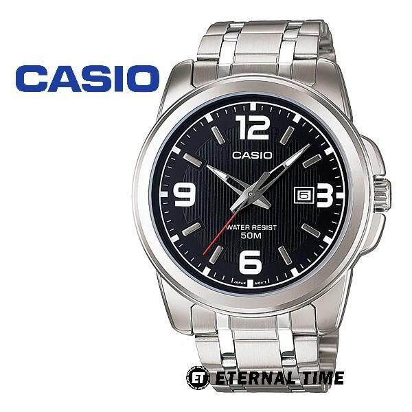 (2 YEARS WARRANTY) CASIO ORIGINAL ENTICER MTP-1314D-1A MEN WATCH (MTP-1314D) (WATCH FOR MAN / JAM TANGAN LELAKI / MAN WATCH / WATCH FOR MEN / CASIO WATCH FOR MEN / CASIO WATCH) Malaysia