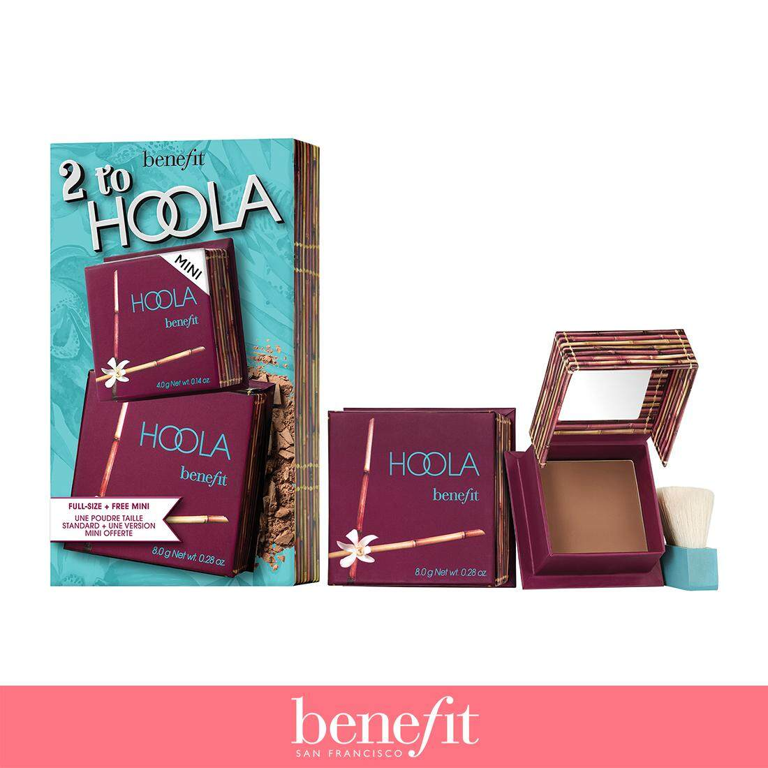 Benefit 2 To Hoola Matte Powder Bronzer Duo Worth Rm242 By Benefit Official Store.