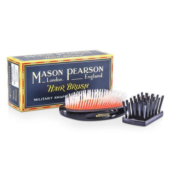 Buy MASON PEARSON - Nylon - Universal Military Nylon Medium Size Hair Brush 1pc Singapore