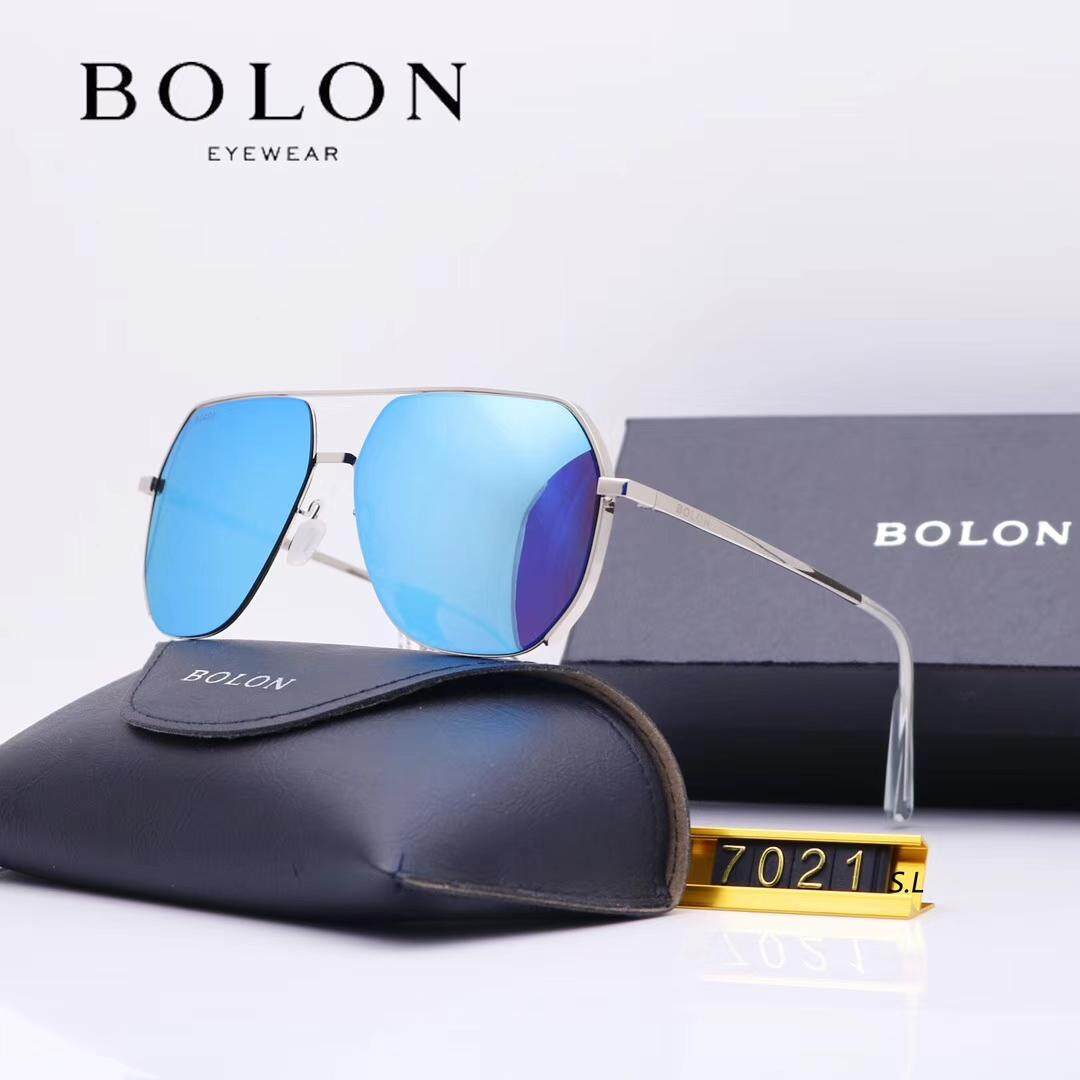 828ab8881 Bolon Polarized Sunglasses Frog Mirror Aviator Sunglasses Male Trend Driving  Glasses Official Website BL7021