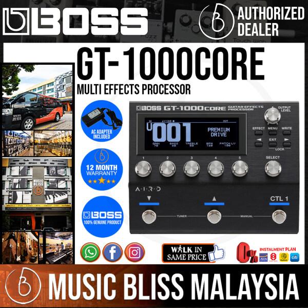 Boss GT-1000CORE Multi Effects Processor (GT-1000 CORE/GT 1000/GT1000) Malaysia