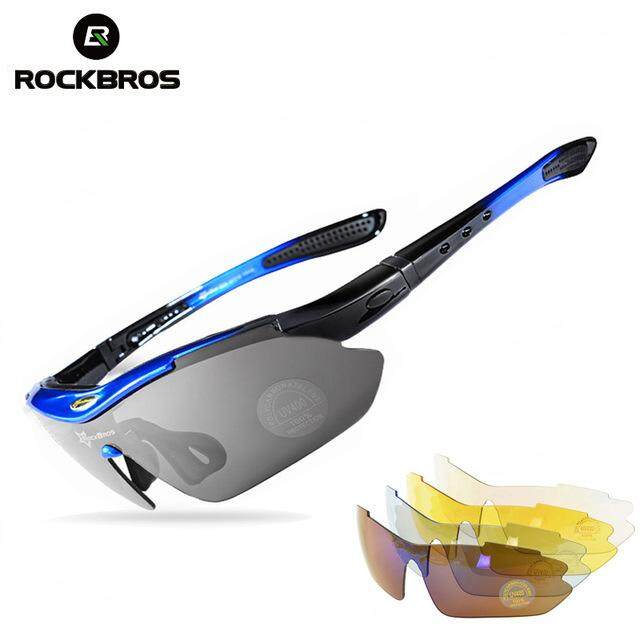 6453b9401ed RockBros Polarized Cycling Glasses Frame Bicycle Sunglasses Frame only Frame