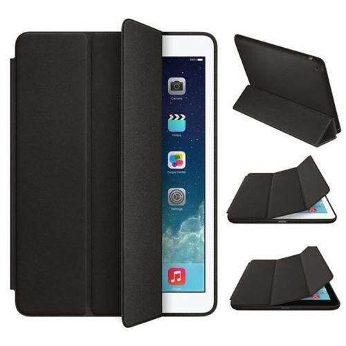 Leather Smart Case Casing Cover Protection Wake On Open Sleep For Apple Ipad Air By Kb Game Zone.