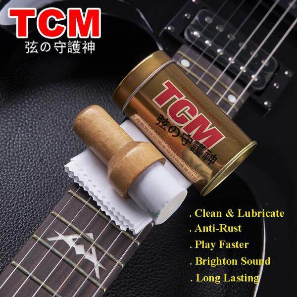 TCM FAST FRET Guitar String Oil And lubricant Malaysia