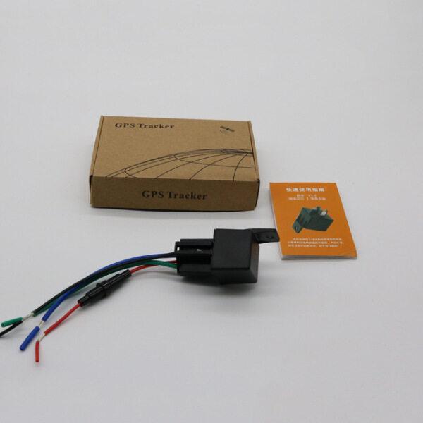 Thiết Bị Theo Dõi GPS Mini, Bộ Theo Dõi CJ720 Cắt Ắc Quy Xe Máy Ô Tô Báo Động Theo Dõi Sốc Theo Dõi Định Vị GPS Tự Động LK720