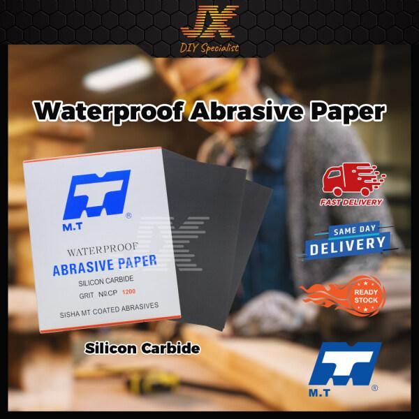 MT Waterproof Abrasive Sand Paper (9 x 11)