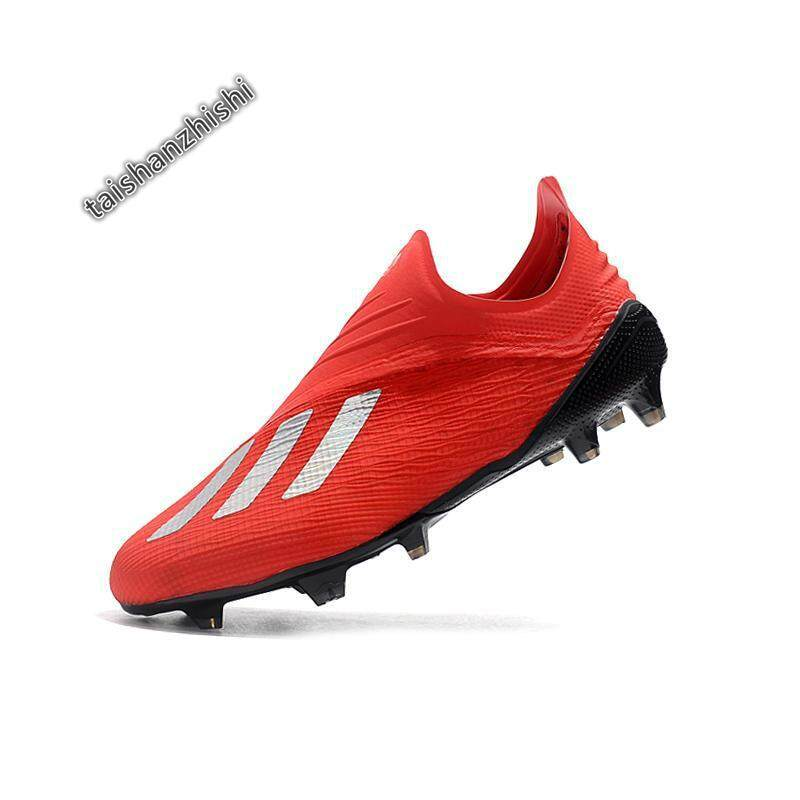 8c3af624f0 Football Boots Superfly Original Knitted FG Nail Men s Soccer Shoes Futebol  Profissional X 18+ FG
