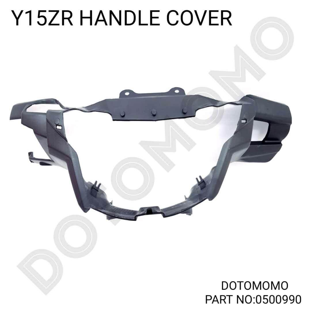 Y15ZR YAMAHA INNER HANDLE FRONT COVER BODY COVER SET