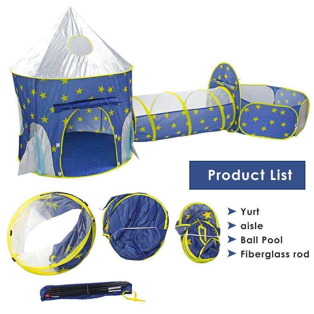 Bumblebaa Childrens Indoor And Outdoor Game Tents, Space Capsules, Yurts, Toy Houses, Childrens Tents,play Tent,foldable By Bumblebaa.
