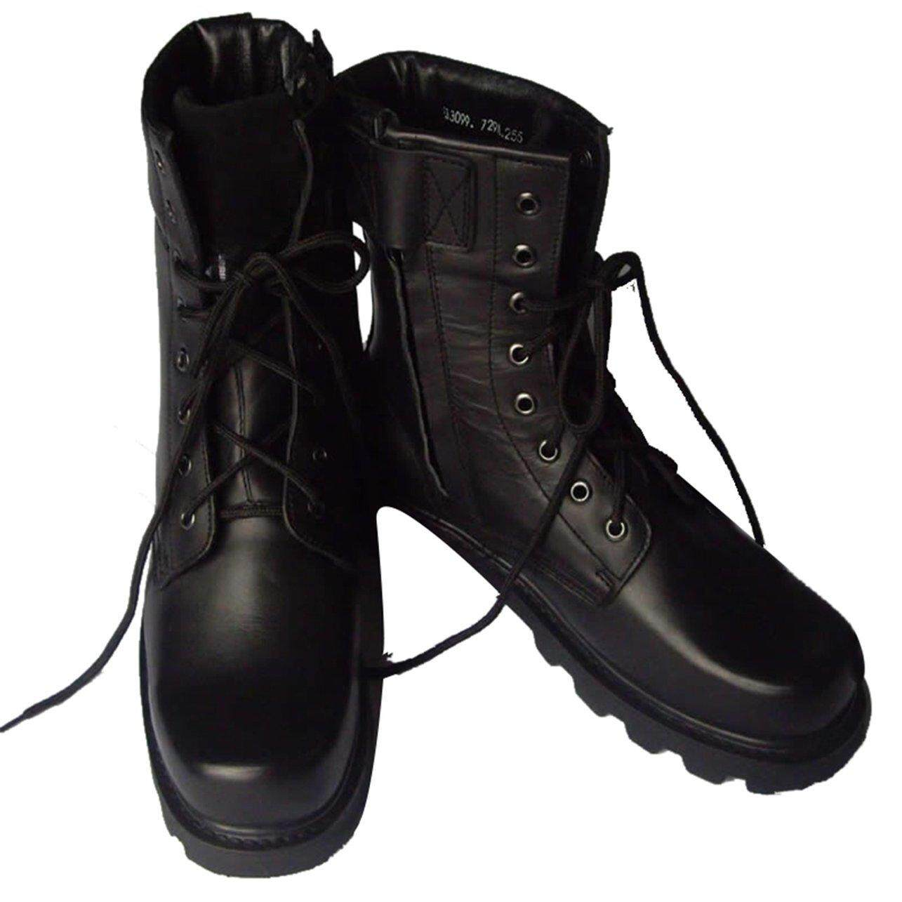 GOOD SHOP DA-089 Rubber Firefighter Rescue Boots Protective Boots Anti-Puncture