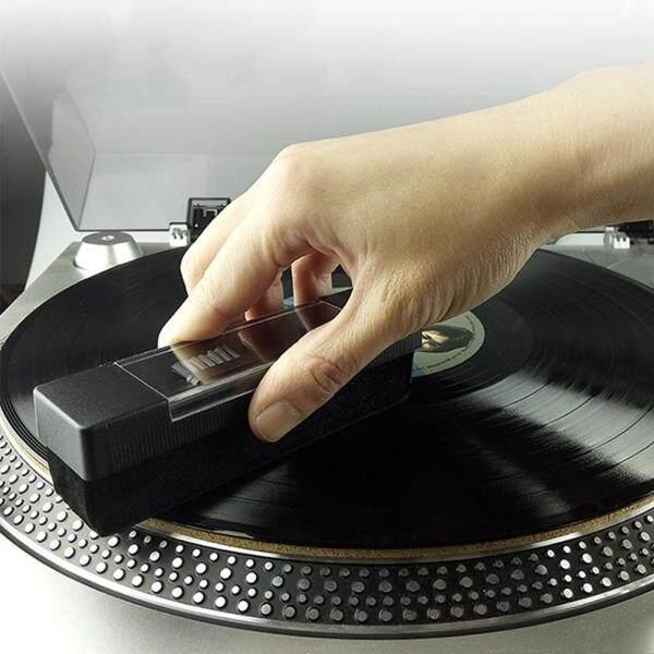 Bụi Loại Bỏ Mềm Mại Thiết Thực Di Động Đĩa Vinyl Chống lens Vệ sinh Bộ