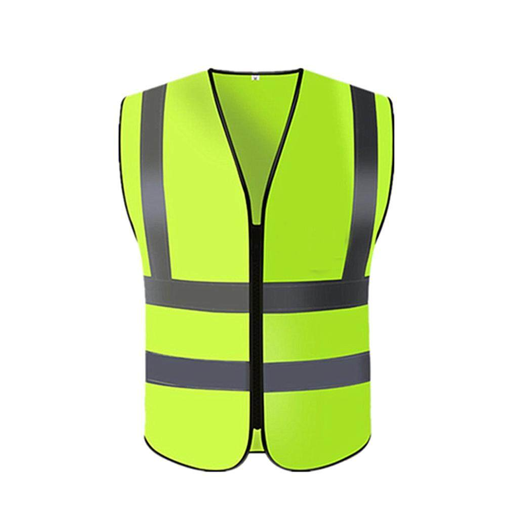 High Quality High Visibility Reflective Vest Working Clothes Motorcycle Cycling Sports Outdoor Reflective Safety Clothing