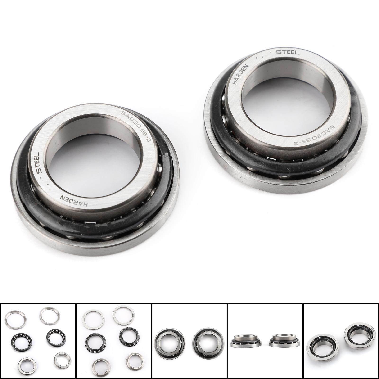 Areyourshop Steering Stem Bearing Seal Kit for Suzuki SV650 GSX-R1000  GSX1300 Hayabusa