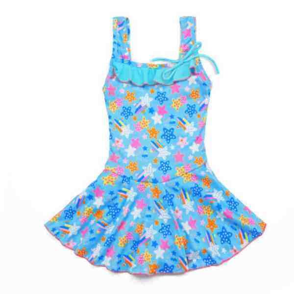 Giá bán Áo Tắm Công Chúa Cho Bé Gái, Áo Tắm Một Mảnh, Áo Tắm Suối Nước Nóng, Phong Cách Hàn Quốc