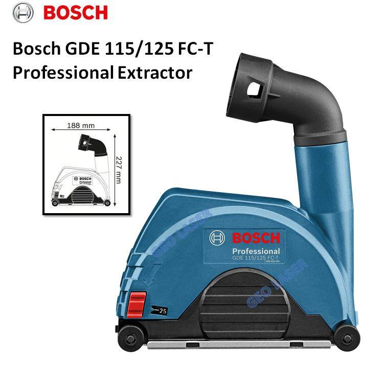 BOSCH GDE 125 FC-T DUST EXTRACTOR