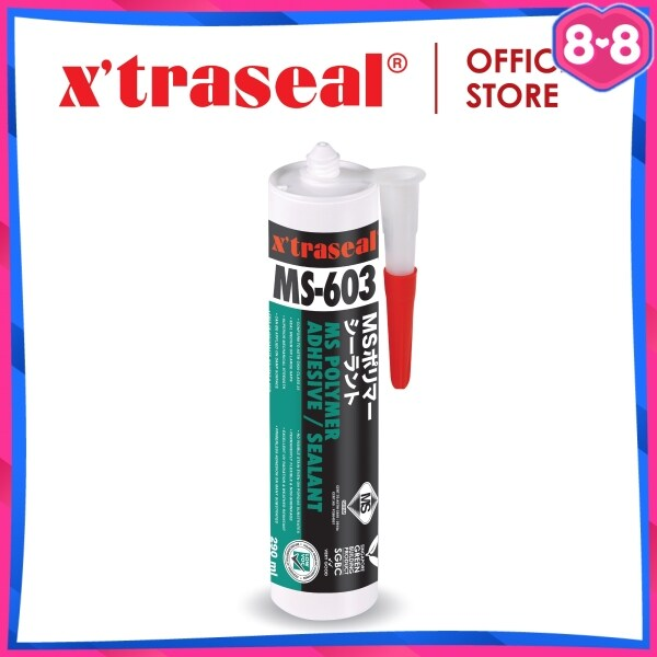 Xtraseal MS-603 MS Polymer Adhesive / Sealant 290ml