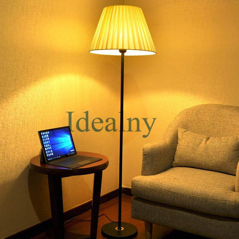 LED Floor Lamp - Living Room Light - Tall Downlight for Bedrooms, Family Rooms, Offices