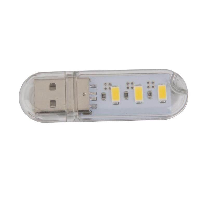 Bảng giá Baoblaze Di Động USB 3-Đèn LED Đèn Trắng Ấm Phong Vũ