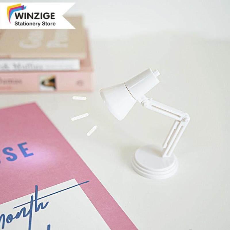 Đèn Ngủ Led Winzige Ins Cho Sinh Viên Đèn Bàn Mini Đọc Sách Hình Ký Túc Xá Dễ Thương -...