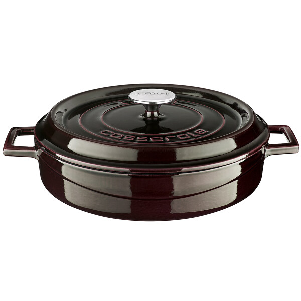 LAVA Enameled Cast Iron Dutch Oven with Trendy Lid Singapore