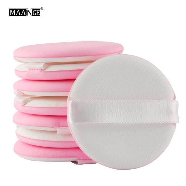 Set 4 mút trang điểm MAANGE hình tròn dùng tán kem nền - INTL