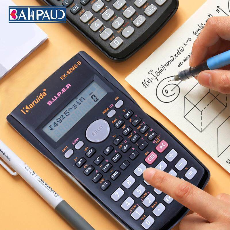 Bahpaud Scientific Function Calculator Multifictionalcalculator For Middle School Students Exam