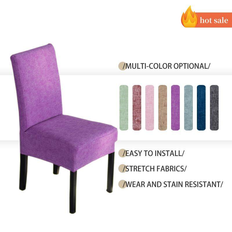 Hotsale Simple Style China Dining Chair With Stitching Home Furniture