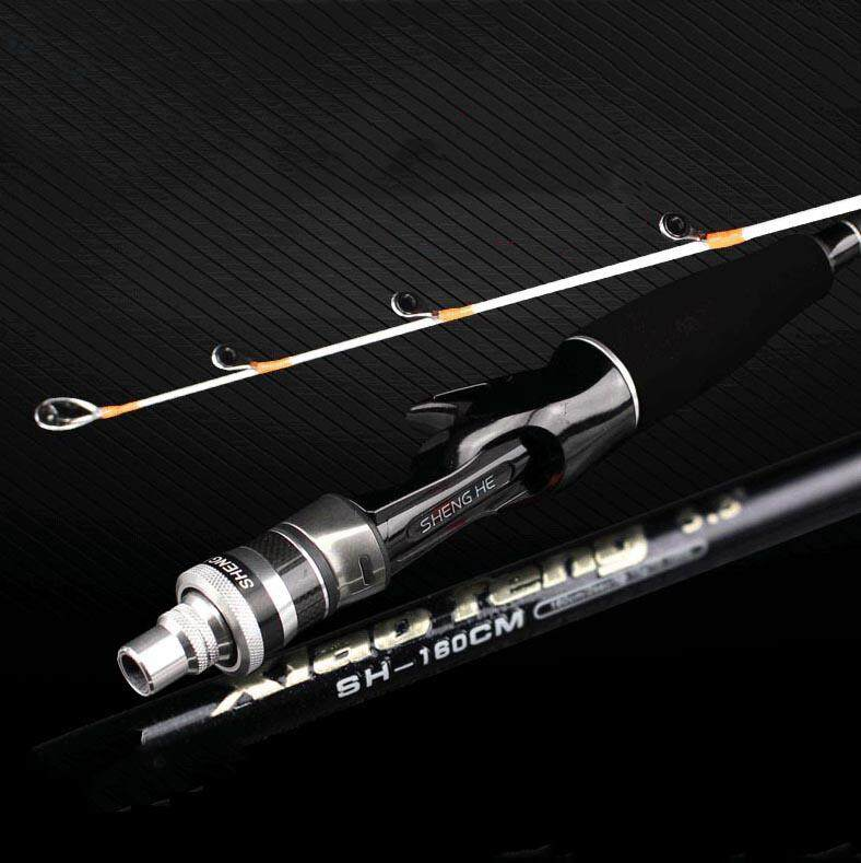 Ultra-Soft Carbon Fiber Raft Fishing Rod 1.6m 2 Section Ultra Light Saltwater By Let Us Come On..