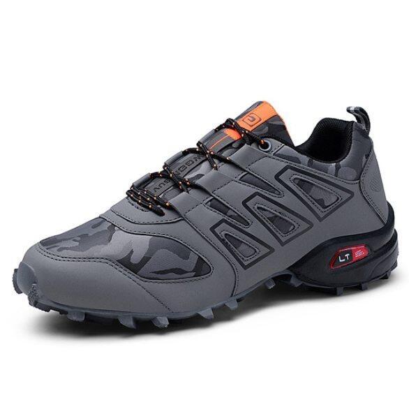 Giày Đạp Xe MTB Thường Ngày Giày Đạp Xe Ngoài Trời Cho Nam Trail Giày Leo Núi Trọng Lượng Nhẹ Đi Bộ Đường Dài Sneakers Người Đàn Ông Chạy Bộ Giày Kích Thước 47 giá rẻ