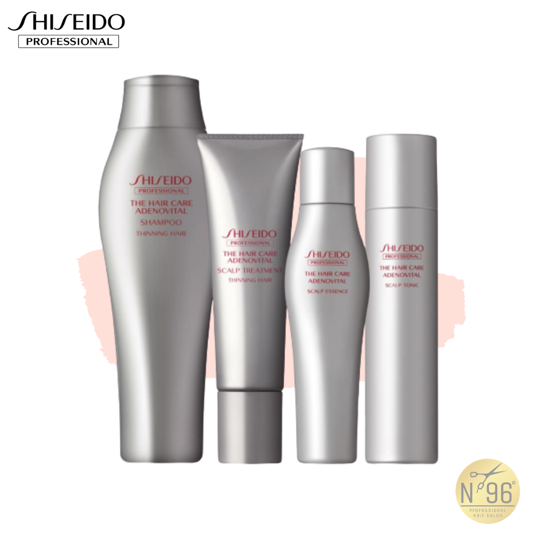 Shiseido Thc Adenovital Advanced Scalp Essence For Thinning Hair 180ml Lazada