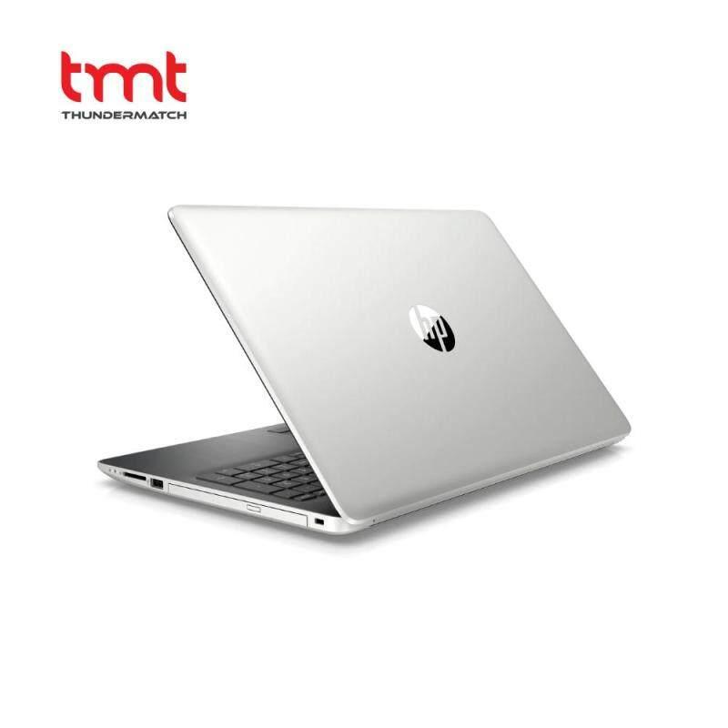 HP 15-da1017TX | i5-8265U | 4GB | 1TB | 15.6 | NVD MX110 | W10 - Silver (5NK58PA) Malaysia