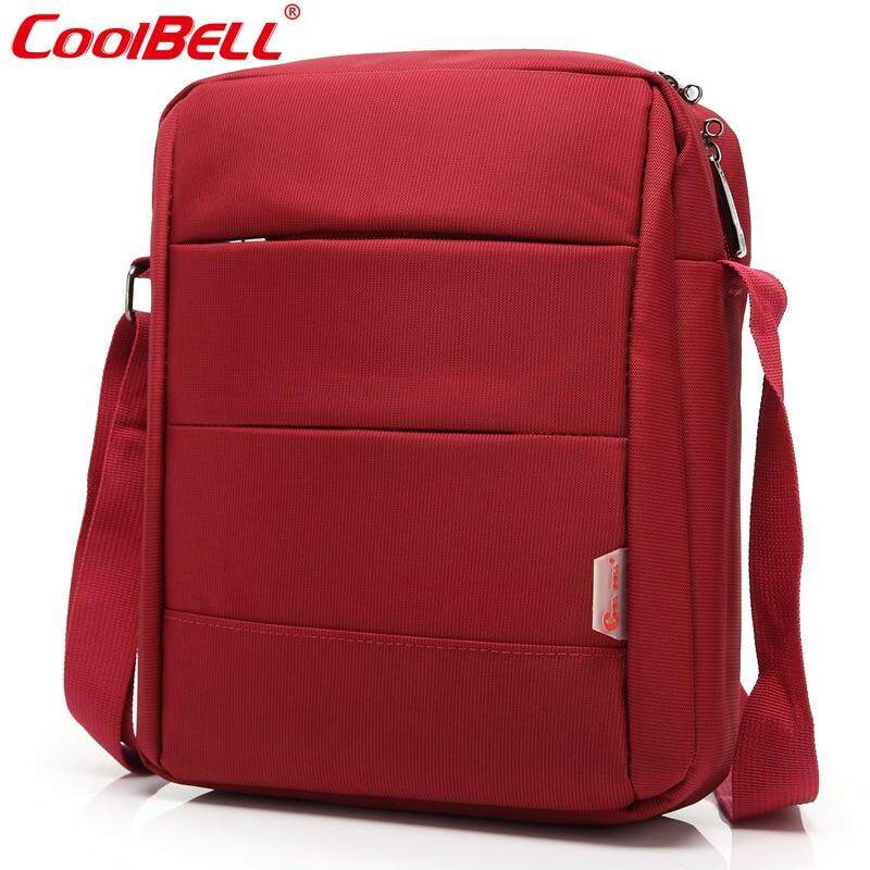 Coolbell New Portable bag Fashion Bag Leisure Diagonal Package for 10 inch Tablet Computer Package Laptop Bag