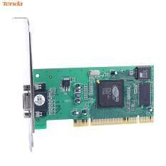 Card Đồ Họa PCI ATI Rage XL 8MB Bộ Chuyển Đổi Mô-đun Video VGA Cho Linh Kiện Máy Tính Để Bàn