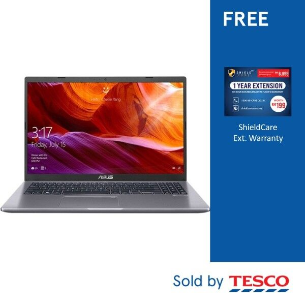 ASUS A409M-ABV302T Notebook (N4020/4GB/256GB SSD) + Ext. Warranty (Slate Grey) Malaysia