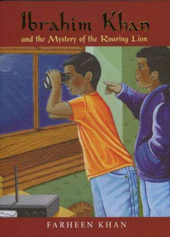 Ibrahim Khan and the Mystery of the Roaring Lion (Paperback) Malaysia