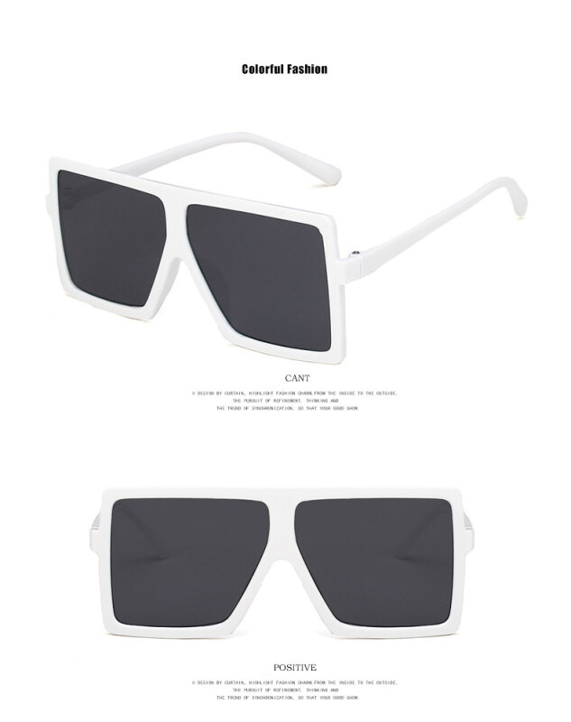 Giá bán NPS448 European and American fashion big size sunglasses baby boy girl trend personality glasses children sunglasses
