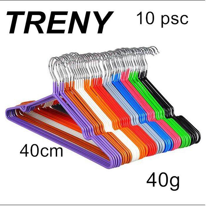 Treny High Quality Children Adult Non-Slip Metal Shirt Trouser Hook Hangers By Mp Treny.