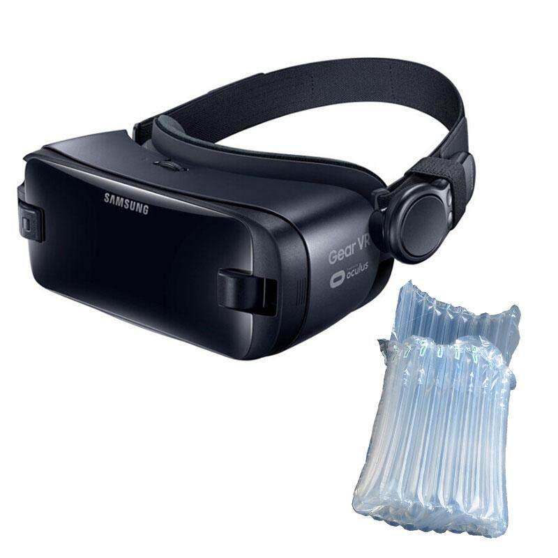 SAmsung Asal Roda Gigi VR 5.0 3D Kacamata VR Gyro Bawaan Sens untuk Samsung Galaxy S9 S9Plus S8 S8 + Note5 Note 7 S6 S7 S7Edge