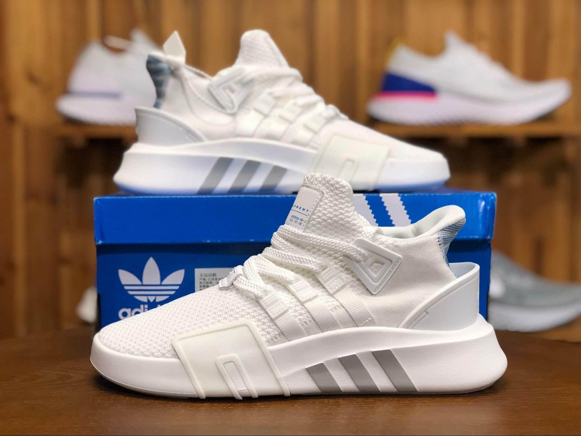 3f063dae087a Sale ADIDA Originals EQT Basketball ADV Women s Sneakers Sports Shoes AC7354  White