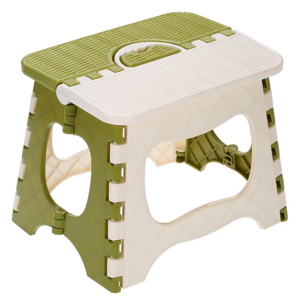 Plastik Bangku Lipat Kursi Lipat Portabel Bangku Kecil untuk Anak-anak dan  Rumah 1ae7b168ee