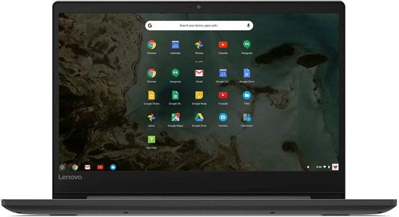 Lenovo Chromebook S330 Laptop, 14-Inch FHD (1920 x 1080) Display, MediaTek MT8173C Processor, 4GB LPDDR3, 64GB eMMC, Chrome OS, 81JW0000US Malaysia