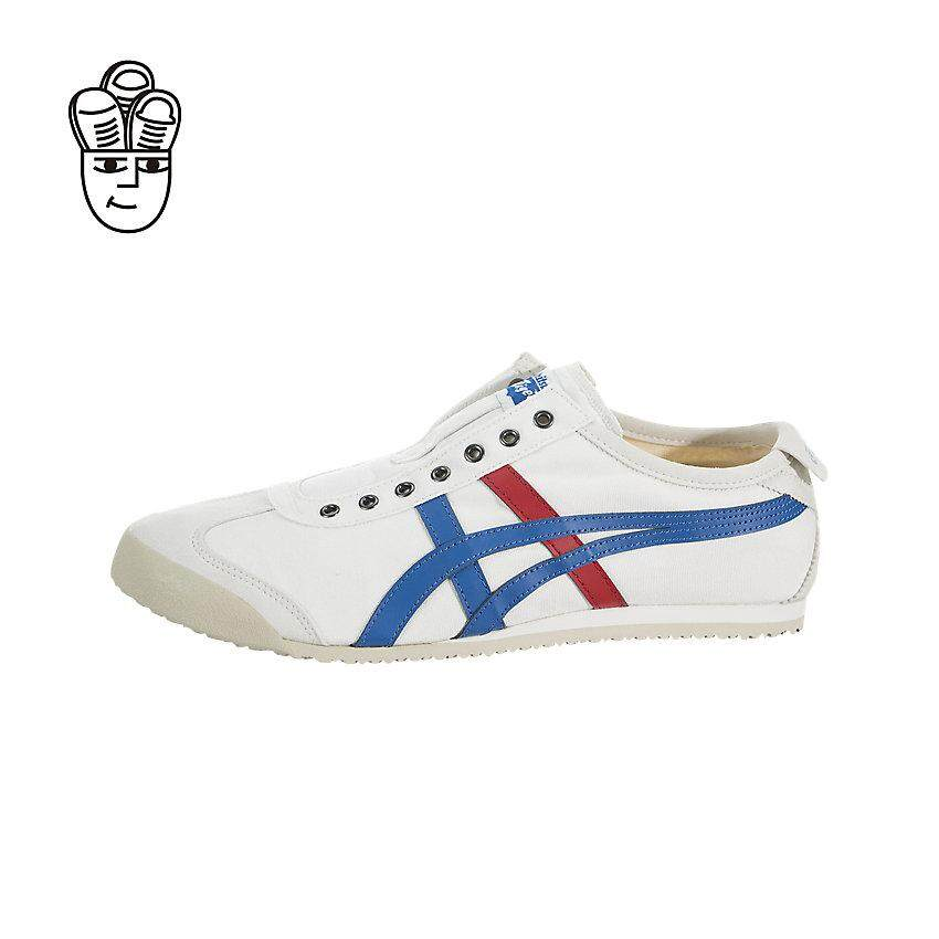 official photos 8104b c5064 Asics Onitsuka Tiger Mexico 66 Slip-On Men d3k0n-0143 -SH